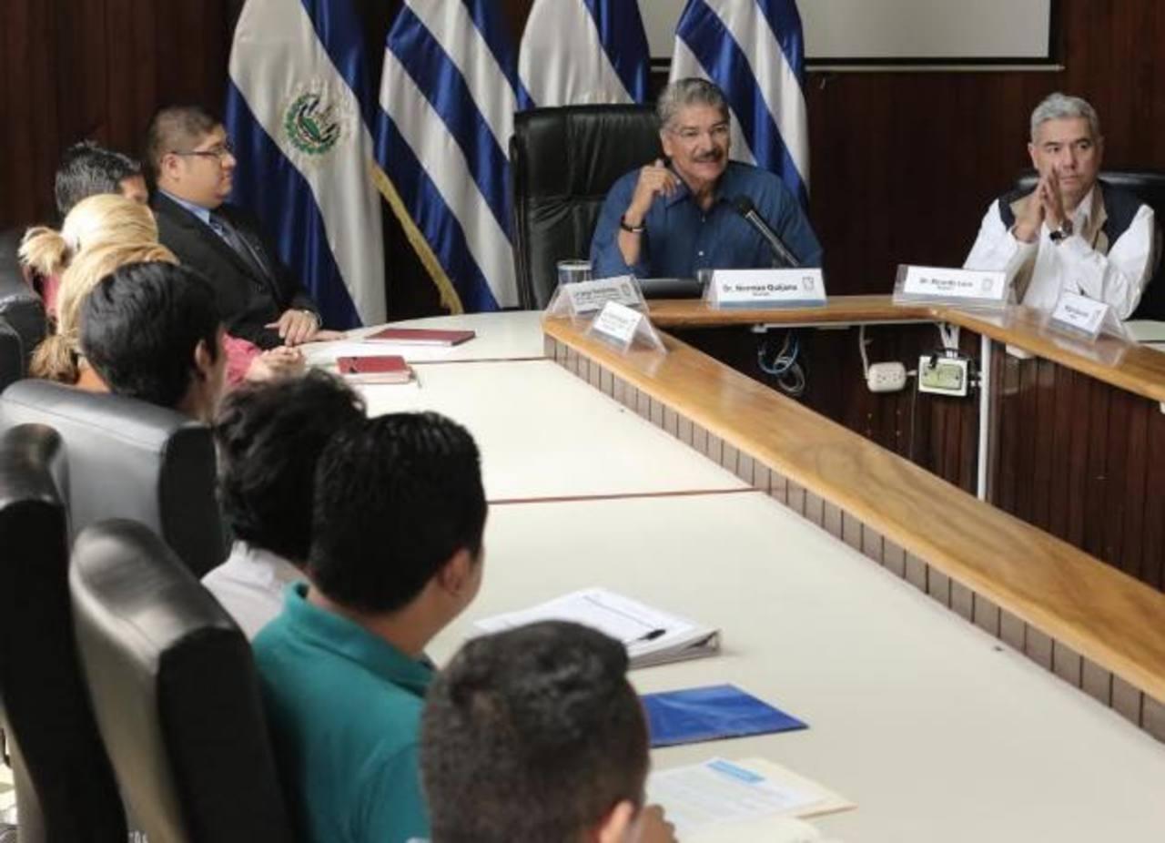 Con la creación del comité habrá más programas de protección de los niños y niñas de la capital. Foto EDH / Cortesía