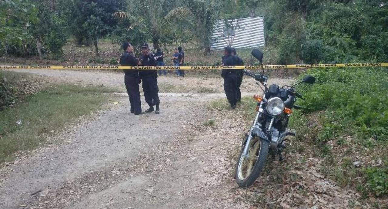 Un agente que estaba de licencia escapó de morir tras defenderse de un grupo de siete supuestos MS en Tepecoyo.