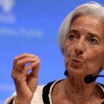 La directora del FMI, Christine Lagarde, dio opciones para mejorar la economía.Foto EDH / archivo