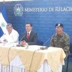 El canciller, Hugo Martínez, reveló la agenda de Ban Ki Moon en el país.