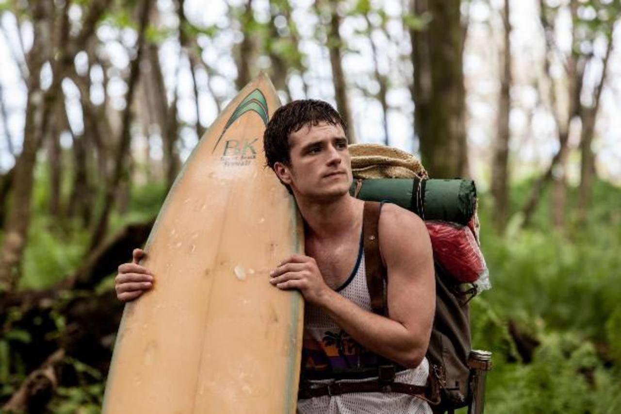 """El actor de """"Los Juegos de Hambre"""", Josh Hutcherson, interpreta a Nick, en la cinta """"Escobar: Paraíso perdido""""."""