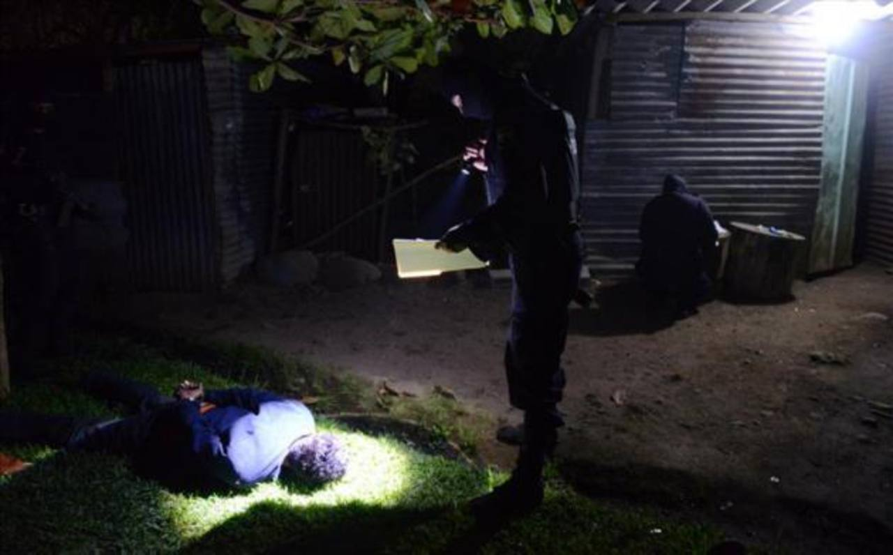 24 detenidos en operativo en La Libertad