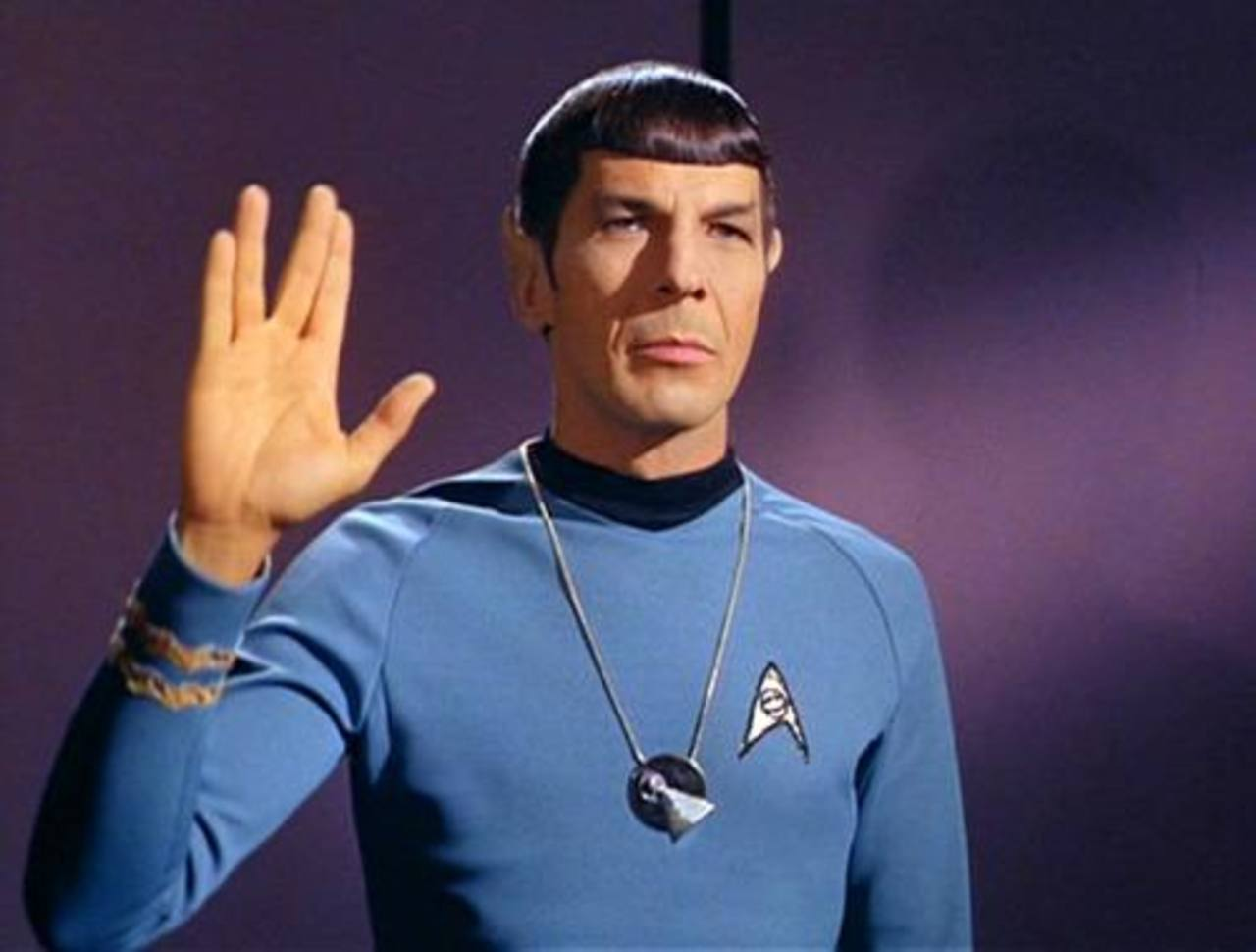 "Fallece Leonard Nimoy, el legendario señor ""Spock"" de ""Star Trek"""