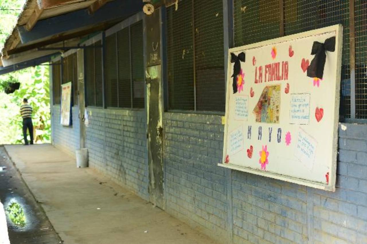 La agresión iba a ser cometida en las cercanías de la escuela del cantón Amaya, del municipio de Lolotique, departamento de San Miguel,