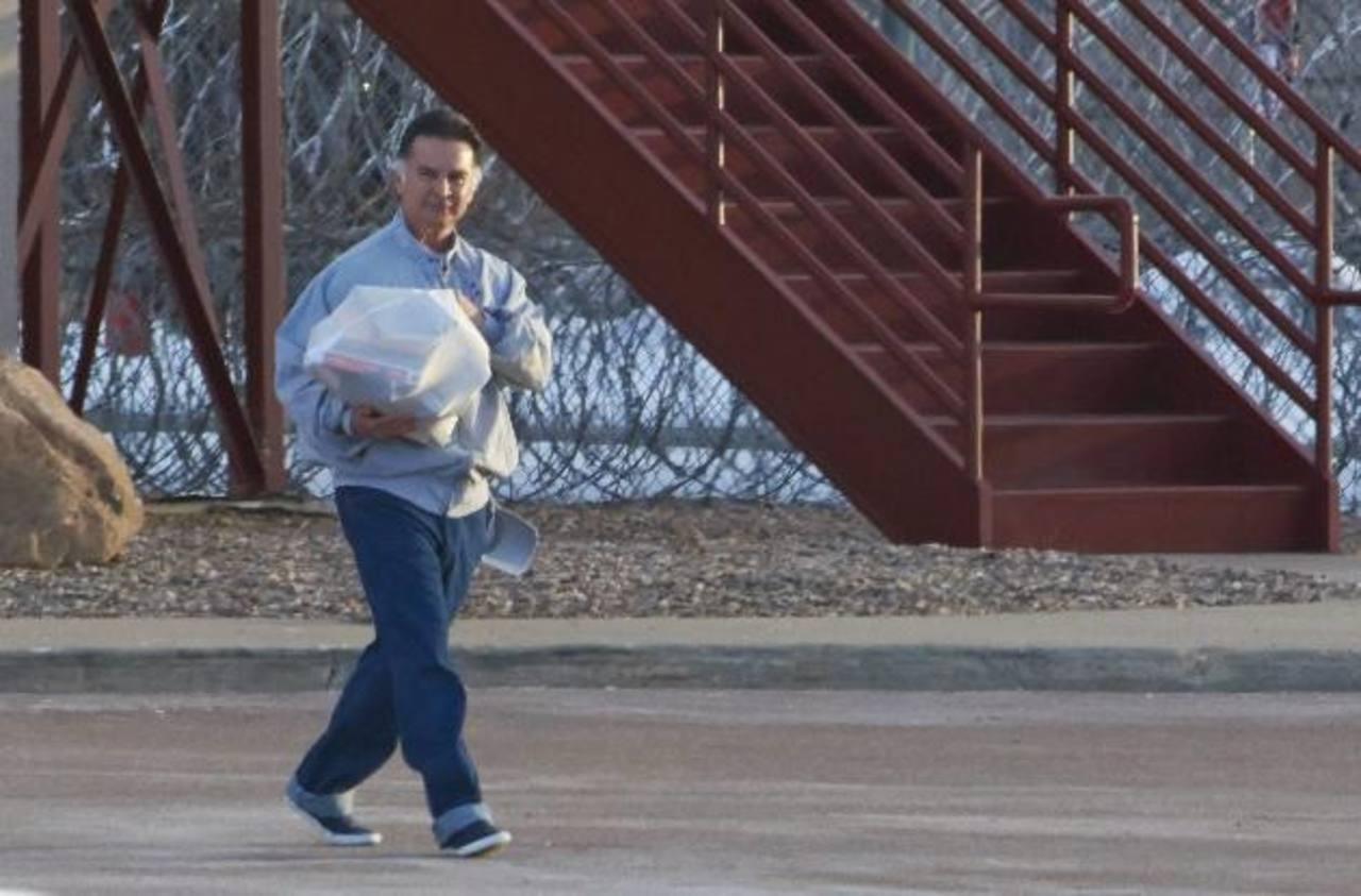 El expresidente guatemalteco, Alfonso Portillo, sale de prisión en Estados Unidos tras cumplir condena por lavado de dinero.