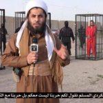 En el material audiovisual, los terroristas muestran a los prisioneros vestidos de color naranja y enjaulados. foto EDH /twitter