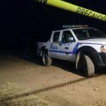 Triple homicidio en Santa Ana