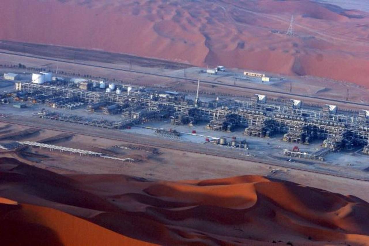 Arabia Saudita buscará mantener su cuota de mercado, pese a la agresiva expansión del petróleo de esquisto. foto edh / Archivo
