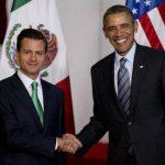 Obama busca ayuda de Peña Nieto para Cuba e inmigración