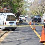 Intentan robar vehículo con mercadería en Santa Ana