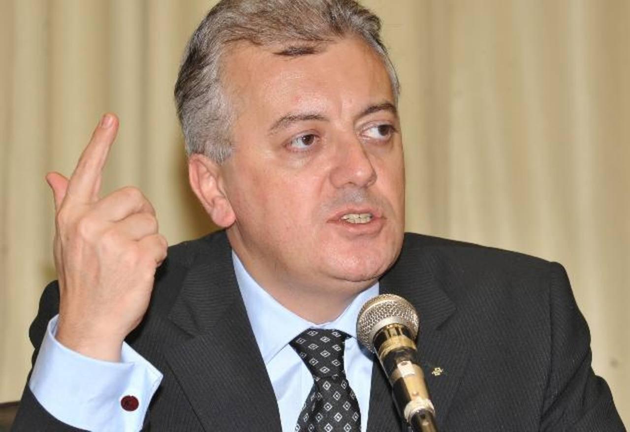Aldemir Bendine, actual director del Banco do Brasil en Río de Janeiro (Brasil). foto edh / EFE