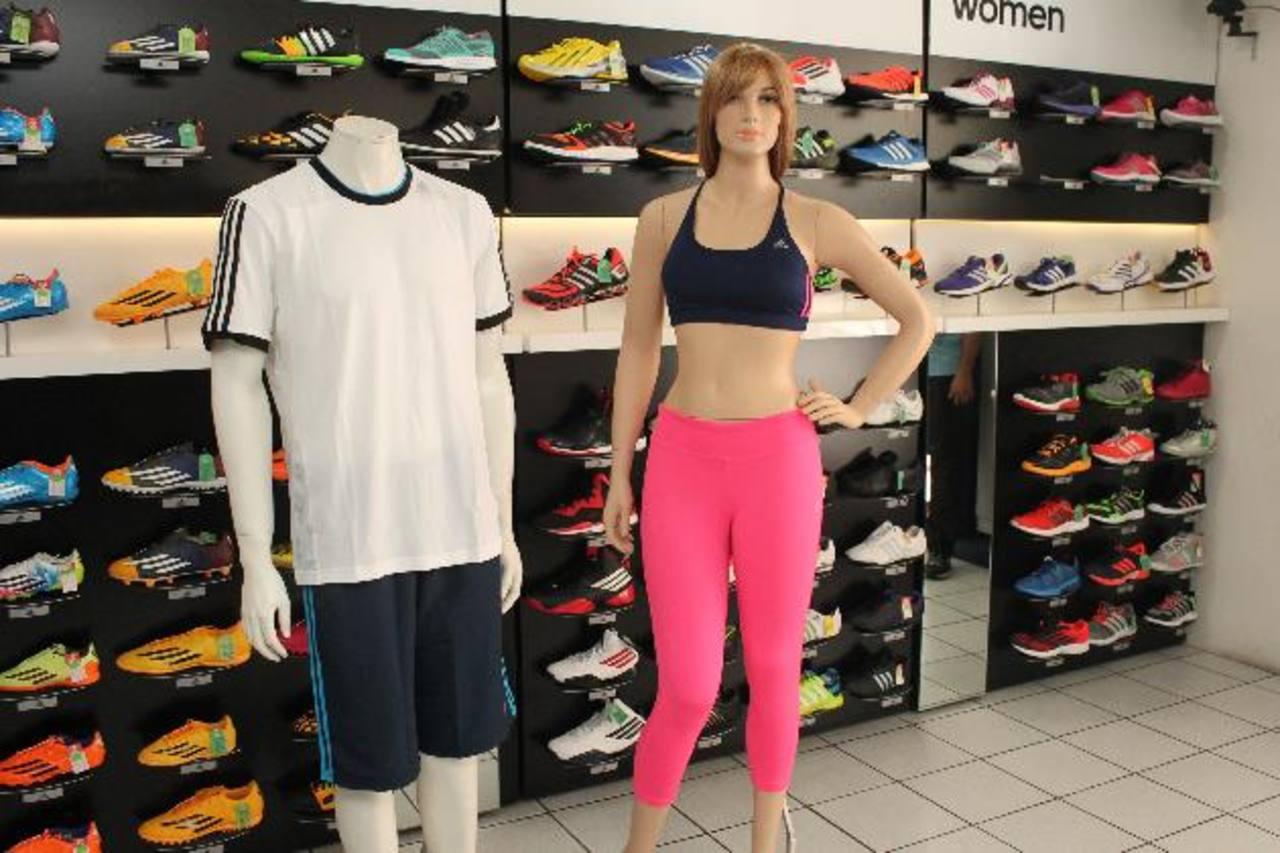 El premio consiste en un outfit completo de la marca Adidas para él y para ella. Foto edh / cortesíaGalaxia Deportes ofrece lo mejor en ropa deportiva para que puedan disfrutar en pareja . Foto edh / cortesía