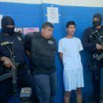 Capturados por el asesinato de un agente de la PNC en Mejicanos.