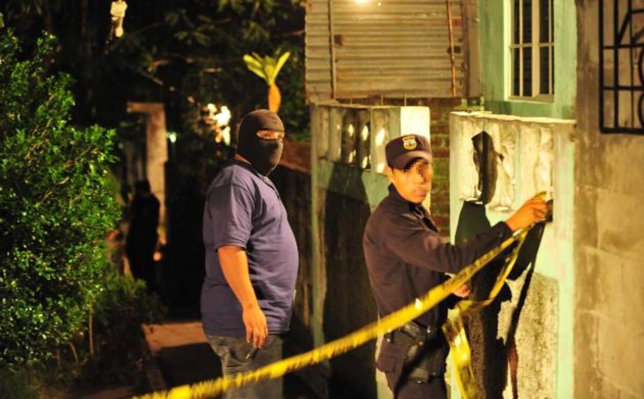 Pandilleros asesinan a policía en San Miguel