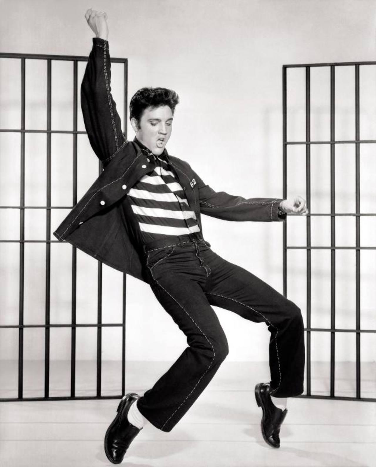 """En palabras de otra figura legendaria, Bob Dylan, escuchar al """"Rey"""" por primera vez fue """"como escapar de la cárcel""""."""