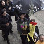 TransAsia da dinero a familias de víctimas de accidente de avión para funerales