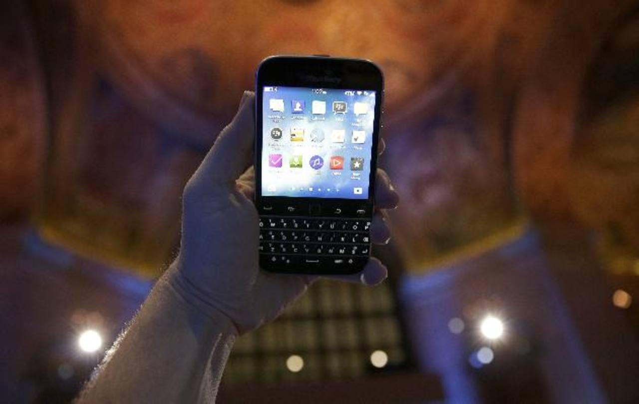 La compañía BlackBerry ha sufrido pérdidas en los últimos años debido a la fuerte competencia en teléfonos.
