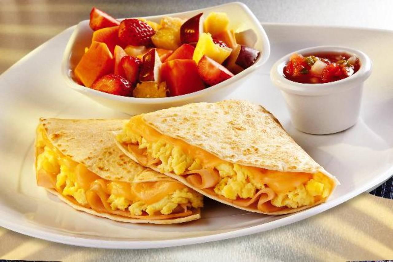 Pizza Hut Present 243 Nuevos Desayunos Bajos En Calor 237 As