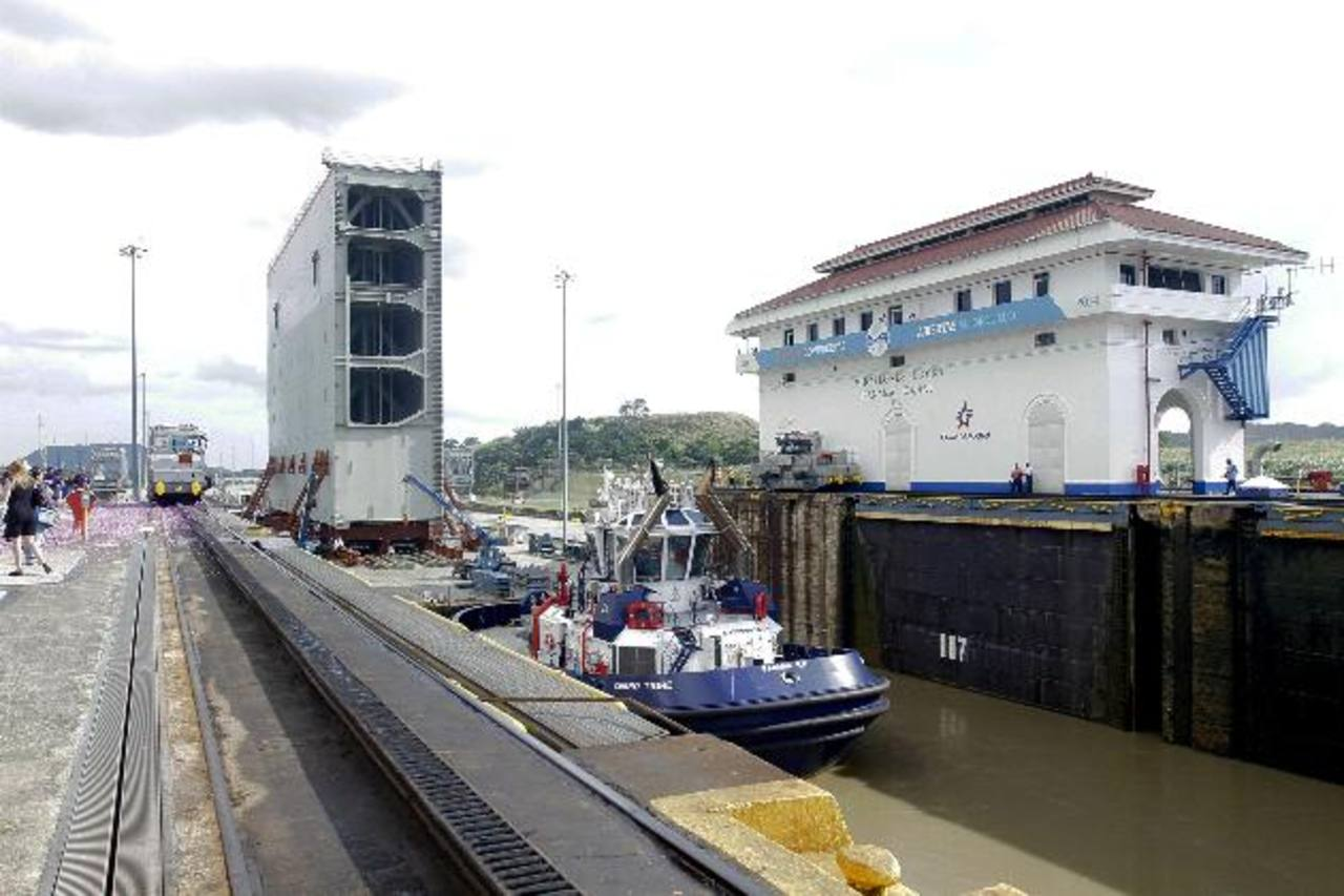 Fitch evaluó bien la tasa de crecimiento de Panamá debido a la expansión de su canal interoceánico. foto edh / Archivo