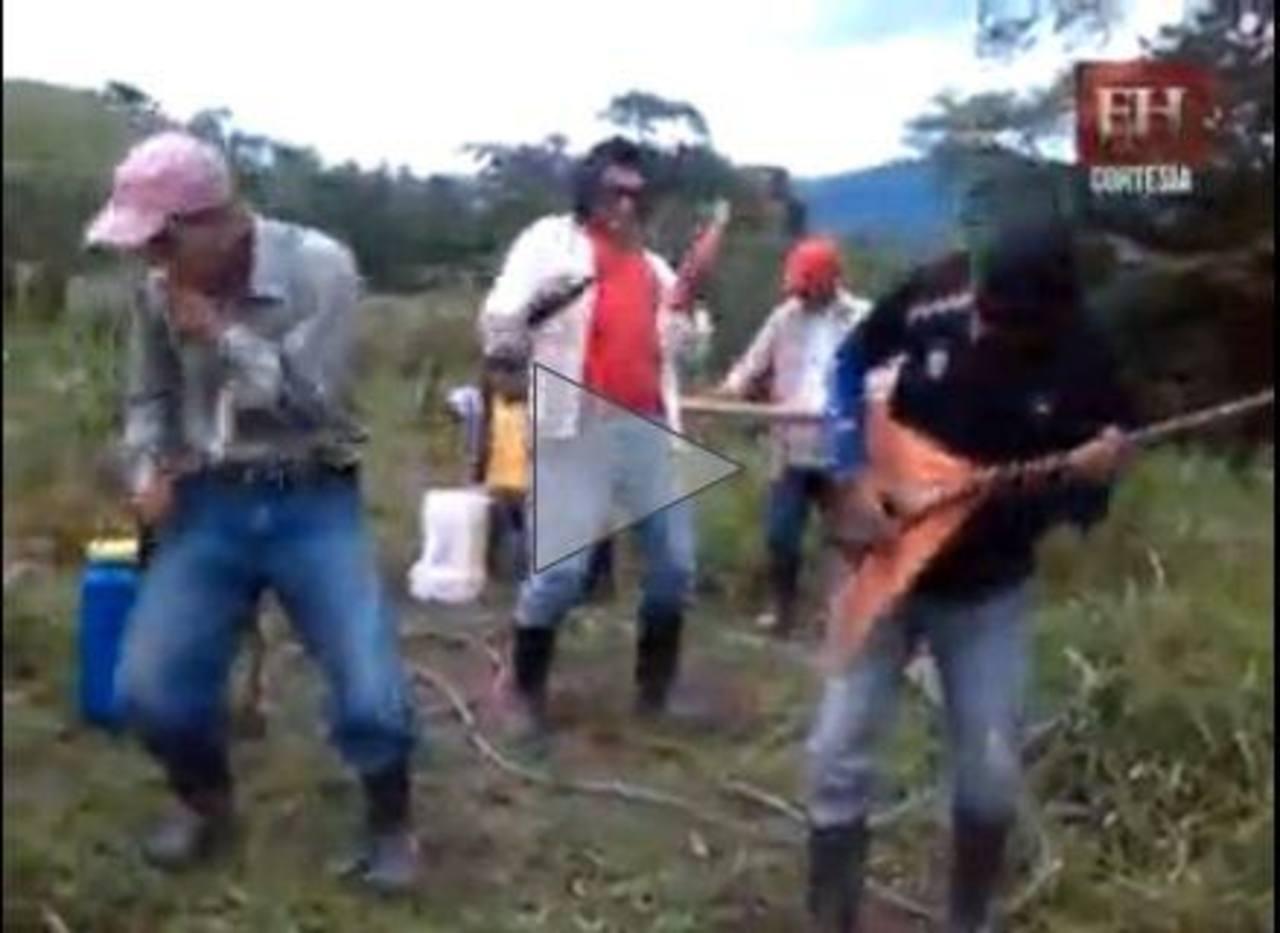 Hondureños hacen su versión de Queen
