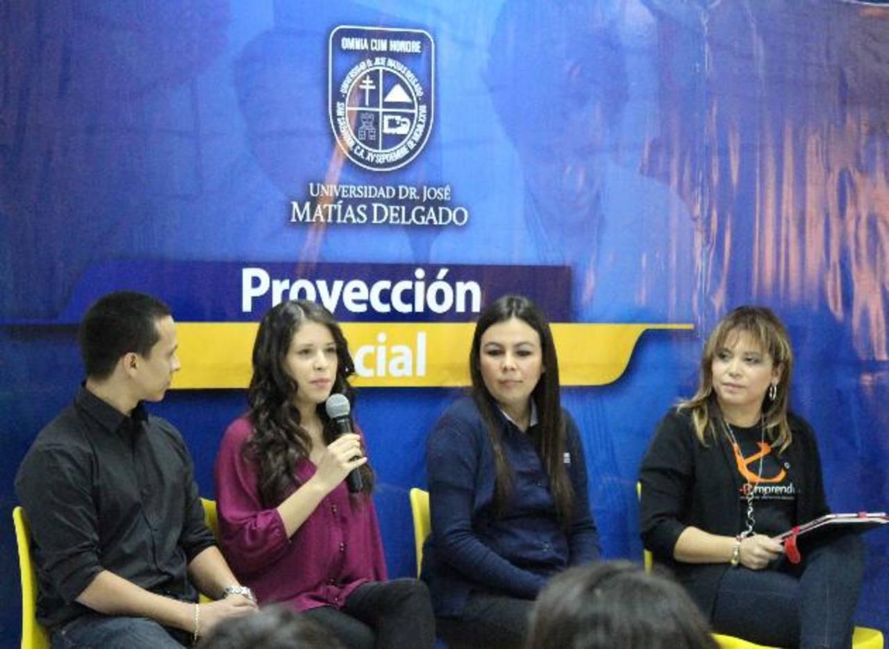 Participantes de los proyectos que la UJMD ha ejecutado en el territorio Polo El Bálsamo y Santa Tecla. FOTOs EDH