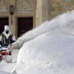 EE.UU. espera otra tormenta de nieve tras el febrero más frío en décadas