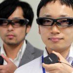 Los lentes se conectarán con smartphones compatibles para mostrar textos, símbolos e imágenes. Foto EDH