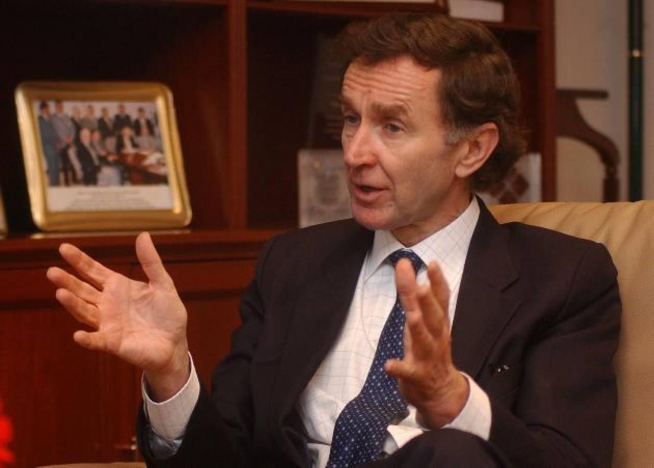Green fue director general (2003-2006) y presidente (2006-2010) del gigante bancario. Foto EDH/Archivo