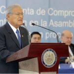 Presidente Sánchez Cerén regresa a Cuba para tratamiento médico