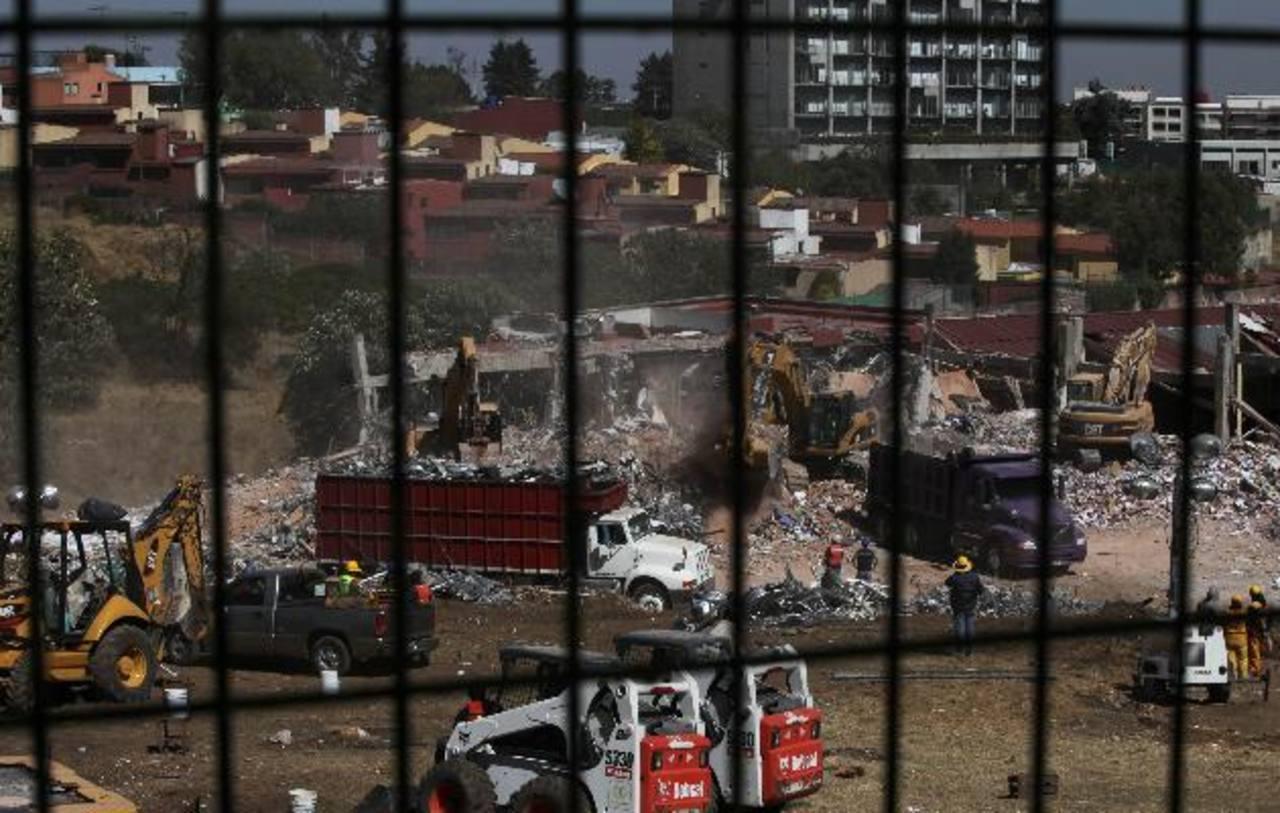 México: 10 heridos siguen graves por explosión de gas