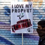 Musulmanes continúan protestas contra Charlie Hebdo