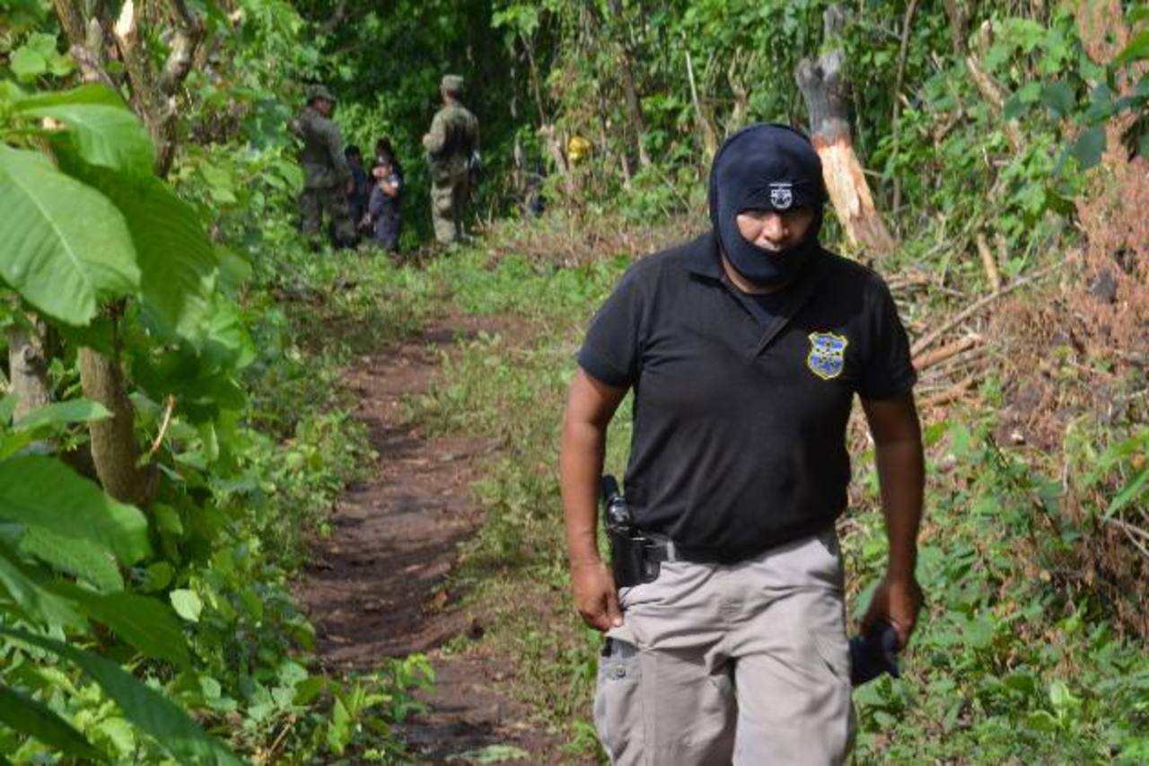 Un vigilante fue ultimado por supuestos pandilleros cuando trataban de matar a un rival en Amapalita, La Unión, según la Policía. Foto EDH / Archivo