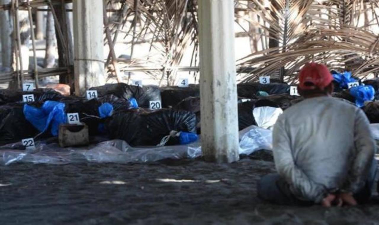 Envían a la cárcel a dos implicados en el decomiso de 621 kilos de cocaína