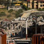Suman cuatro muertos por explosión en hospital de México
