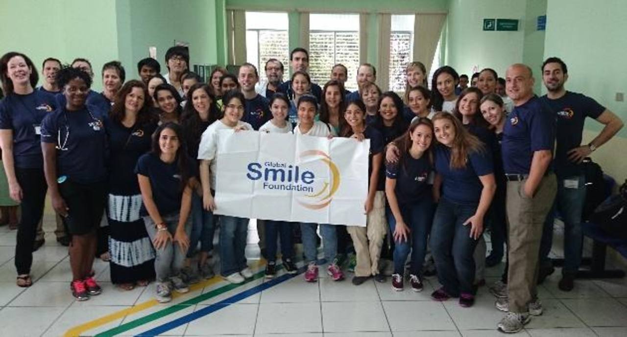 Global Smile Foundation llega para construir sonrisas