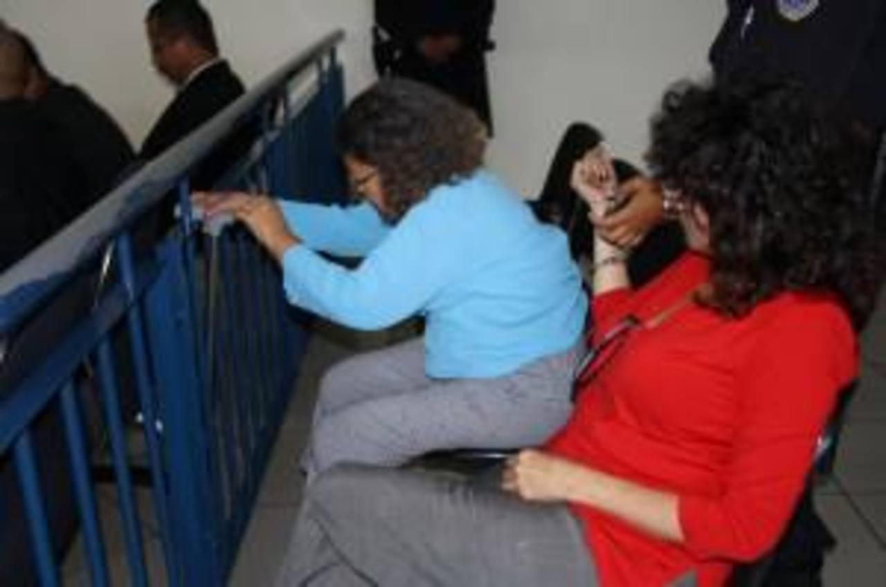 Las cuatro mujeres condenadas por explotación sexual cumplirán más de diez años de cárcel. Foto EDH / cortesía