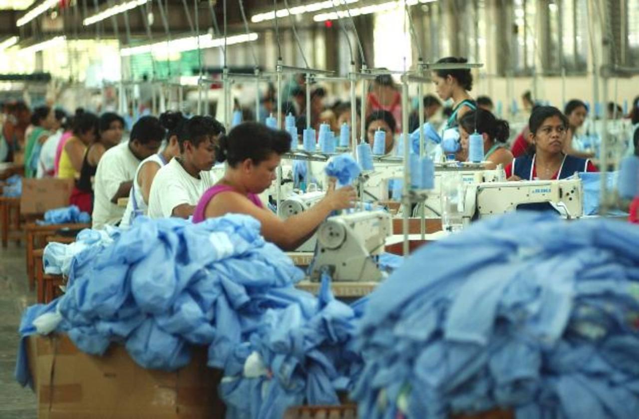 El salario mínimo de Nicaragua es de 160 dólares.