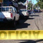 Un hombre fue asesinado en el centro del municipio de Zaragoza, en el departamento de La Libertad.