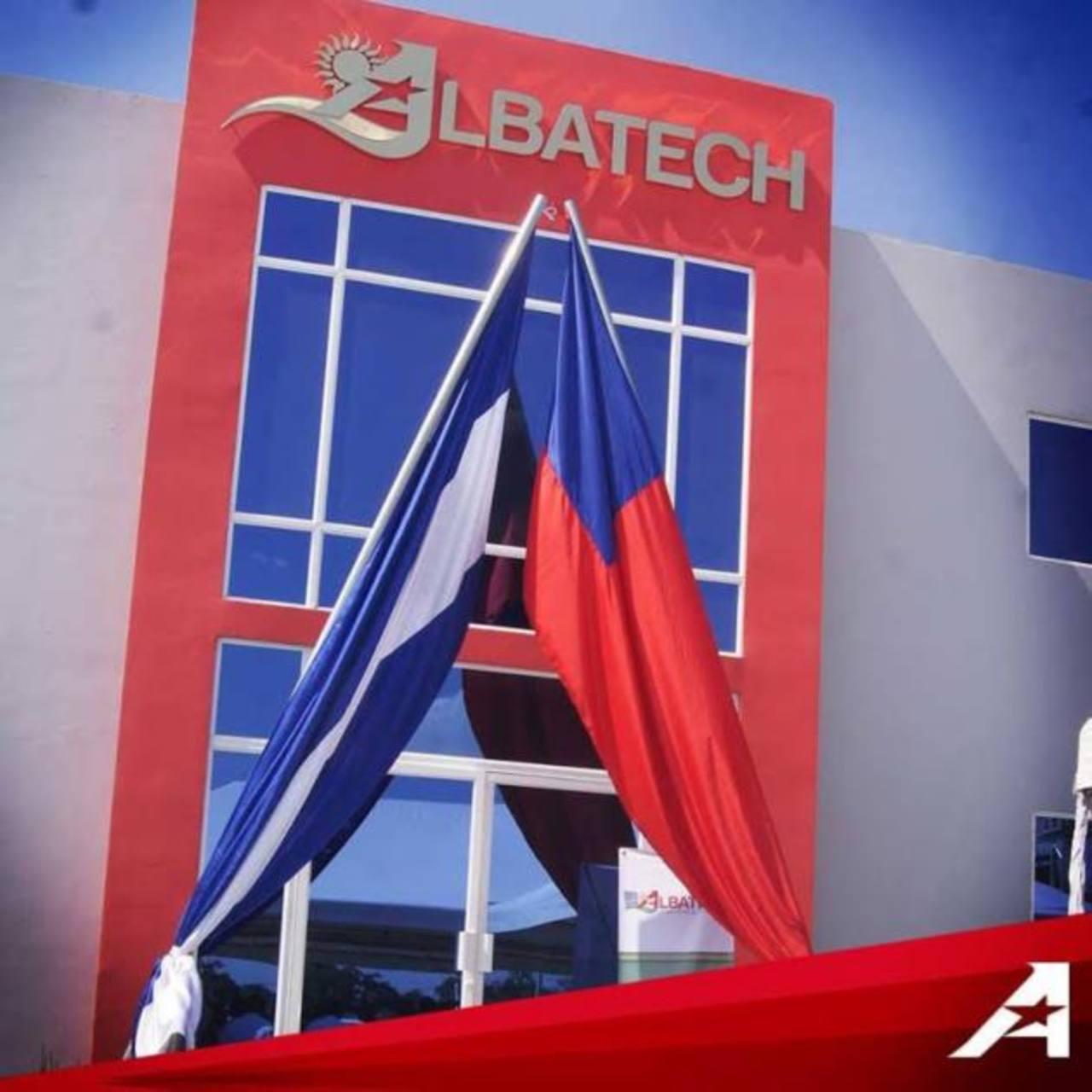 La empresa está ubicada en San Juan Opico. foto EDH / Cortesía