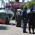 Fuerza Naval detiene a pescadores guatemaltecos en Acajutla
