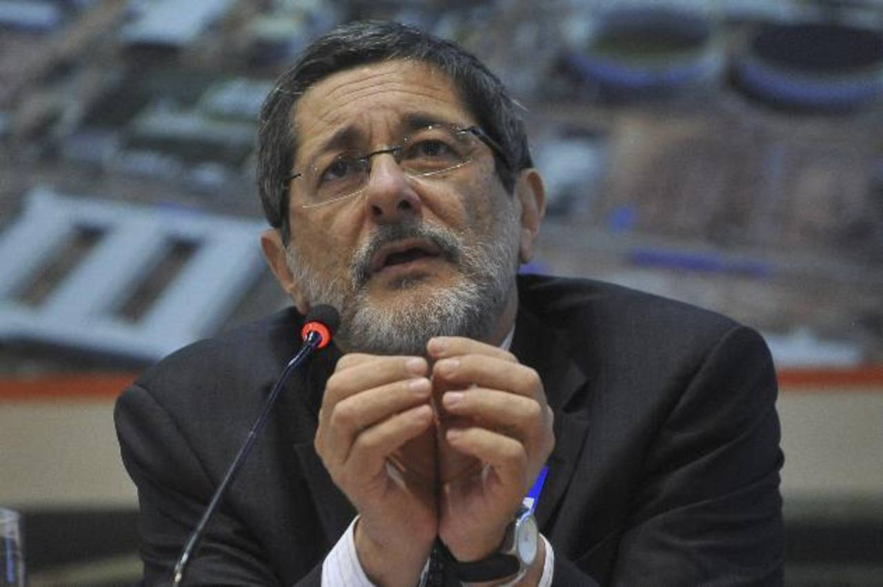 José Sergio Gabrielli fue presidente ejecutivo de Petróleo Brasileiro SA, conocida como Petrobras, entre 2005 y 2012. foto edh / agencia brasil
