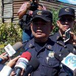"Mauricio Ramírez Landaverde, director de la PNC, califica de ""viles cobardes"" a asesinos de agentes"