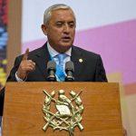 Presidente de Guatemala visitará El Salvador el 5 de febrero