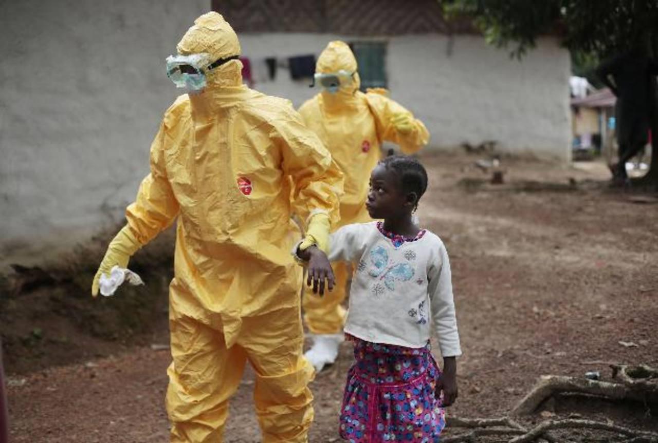 Un fármaco contra el ébola financiado por Unión Europea arroja resultados esperanzadores