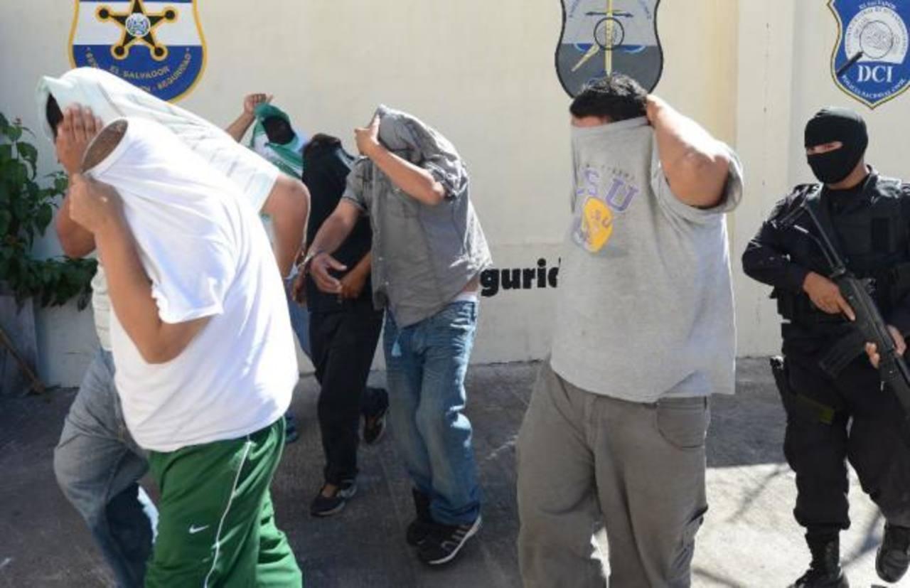 Maras proliferan en San Salvador