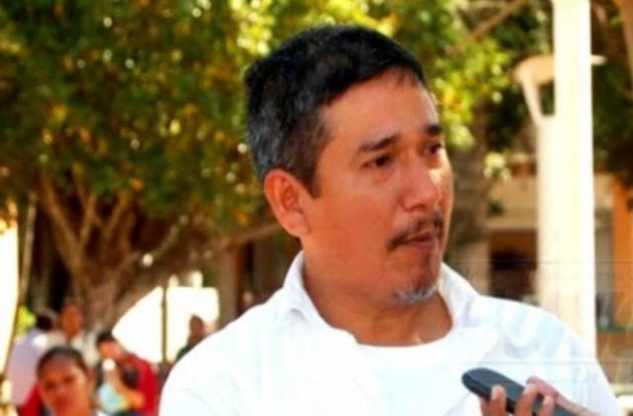 Moisés Sánchez, periodista desaparecido desde el pasado viernes. Escribía y tomaba fotos para el semanario La Unión.