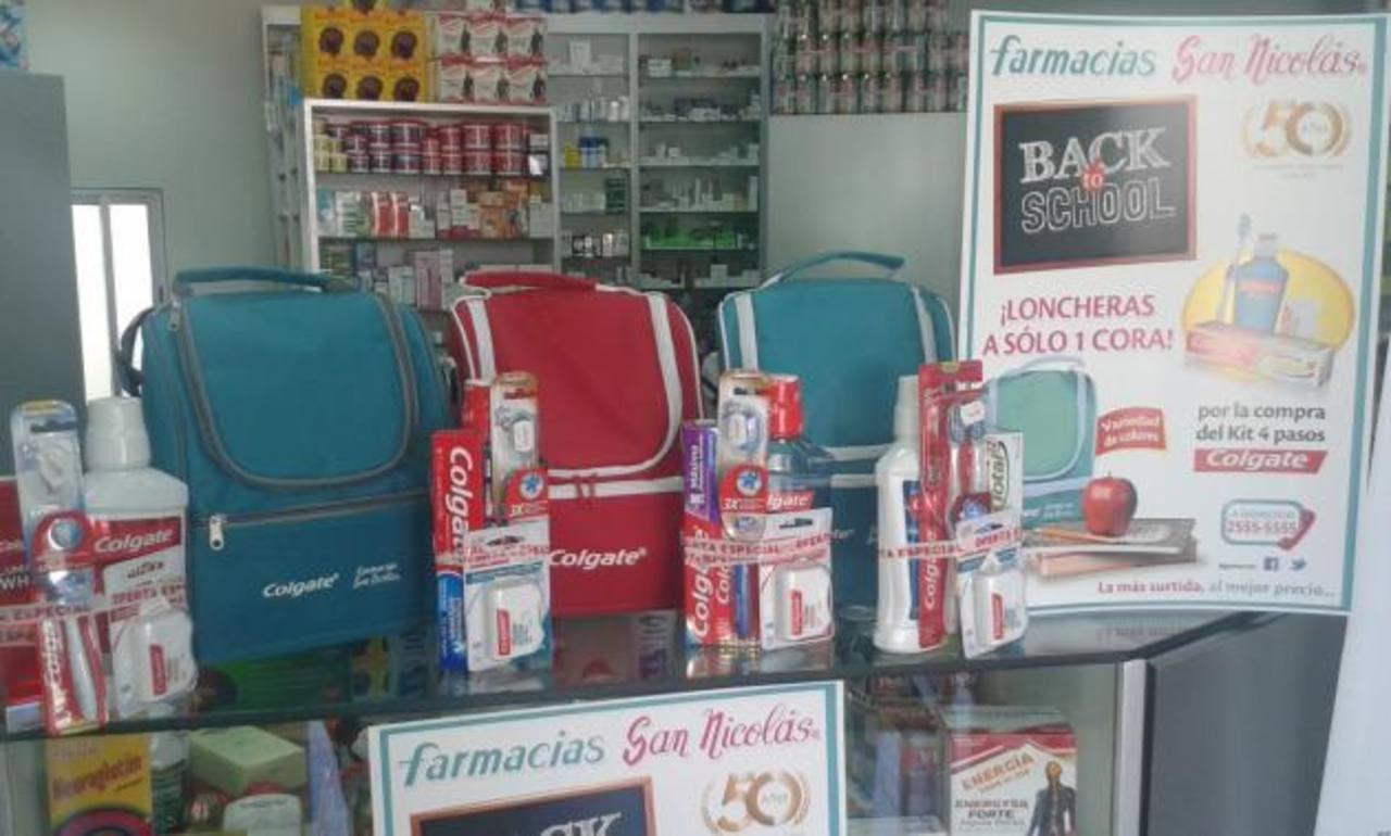 La promoción ya está disponible en las 50 farmacias. Puede ser solicitada a domicilio al 2555-5555 o vía Facebook.