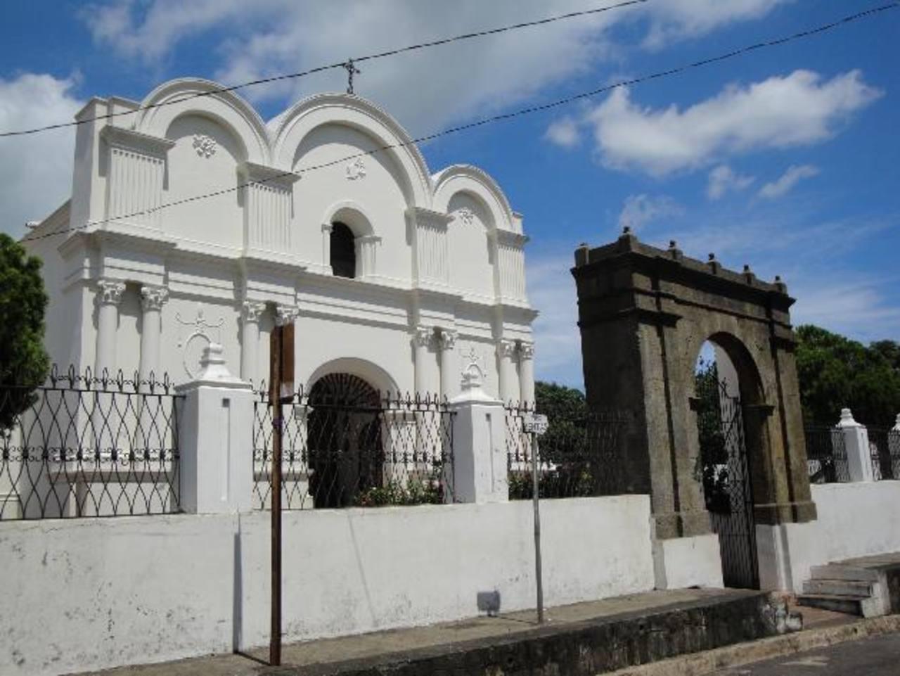 Iglesia de San Antonio del Monte, declarado Ciudad tras 108 de fundación. Foto EDH / ARCHIVO
