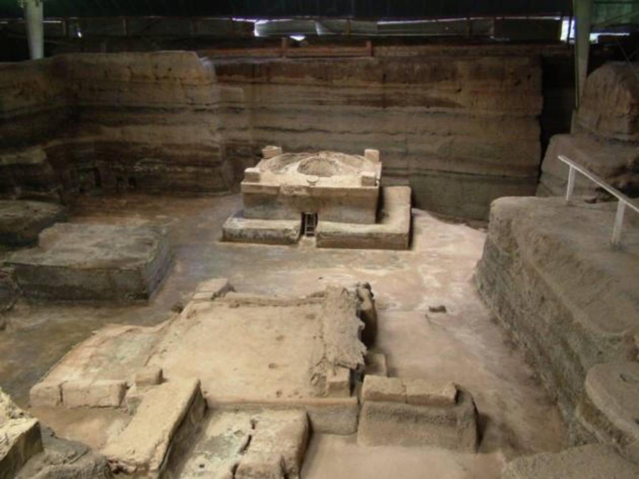 El evento incluirá visitas guiadas al sitio arqueológico, en San Juan Opico.