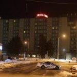 Policía evacua hotel de Ottawa tras hallar sustancias químicas peligrosas